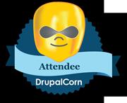 DrupalCorn 2014 Attendee